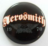 Aerosmith - '1970' 32mm Badge
